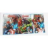 "Primary Set of 10notebooks ""Avengers"" Stripes 1°–2°."