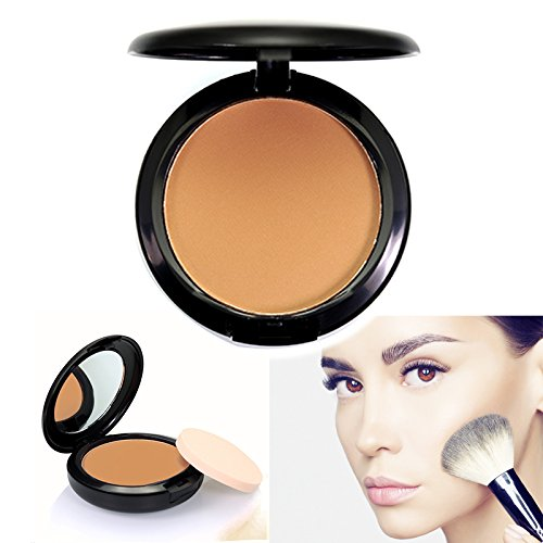 Puder, TOFAR Soft Compact Powder Frauen Make up Naturkosmetik Anti-Schweiß Make-Up Puder für jeden Hauttyp - #3