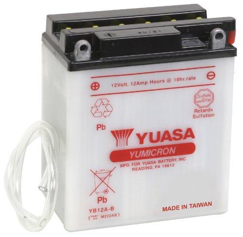 Yuasa YUAM222AB yb12a-b Batteria
