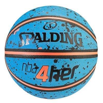 Spalding NBA 4Her Splatter Sz.6 83-308Z Pelota Baloncesto