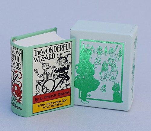 The Wonderful Wizard of Oz (Englische Titel im Miniaturbuchverlag)