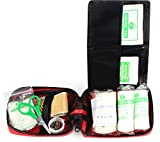 normani Erste Hilfe Set Midi, 14 x 10 x 5,5 cm, First Aid Kit, Reiseset, Campingset, Medical