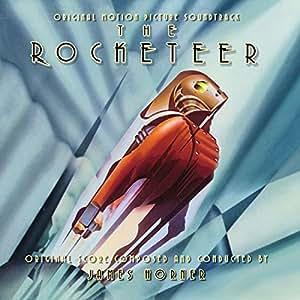 The Rocketeer 2cd Ost Amazon Co Uk Music