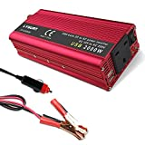 Best Power Inverters - luyuanIPower 850W/2000W Peak Power Inverter DC 12V to Review