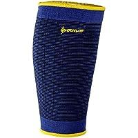 Dunlop Profi Wadenschutz | Waden Bandage | waschbar | Kompressionsgestrick| für Männer und Frauen – ideal zur... preisvergleich bei billige-tabletten.eu