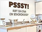 I-love-Wandtattoo 11848 Wandtattoo Küche