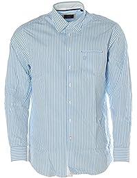 J.J. MEN Jette Herren Langarm Streifen Hemd in verschiedenen Farben und Größen -The Sylt Shirt-