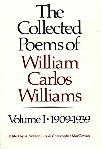 The Collected Poems of William Carlos Williams: 1909-1939: 001 (New Directions Paperbook) por William Carlos Williams