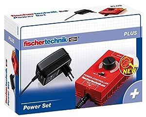 Fischertechnik Power Set 220V- Pack con Fuente de Alimentación y Controlador.