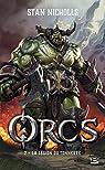Orcs, T2 : La Légion du tonnerre par Nicholls
