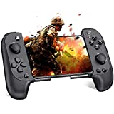 Android Controller, BEBONCOOL Mobile Controller für iPhone/iPad, Wireless Gamepad Handy Controller Design für FPS Spiel, Wireless Controller für PUBG Mobile/Arena of Valor/Knives...