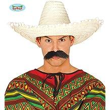 Guirca 13649 - Sombrero Mexicano Paja 50 Cms. Paja 254c217f521