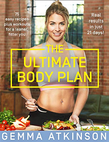 The Ultimate Body Plan por Gemma Atkinson