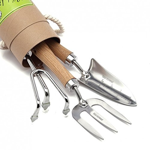 lot 3 outils de jardin