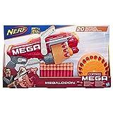 Nerf- NER Mega Megalodon, E4217EU4, Multicolour