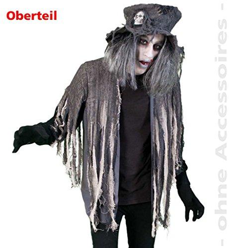 Imagen de carnaval 10869 camiseta disfraz de zombi halloween nueva/embalaje original
