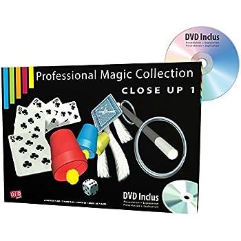 Megagic Magic Collection - CL1 - Coffret De Magie - Coffret Close Up 1