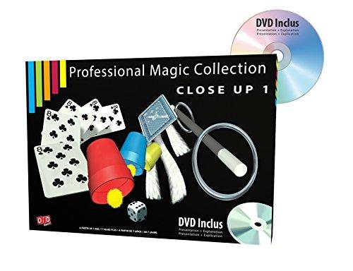 Oid magic cl1 - set di trucchi magici da effettuare sotto il naso dello spettatore, versione 1