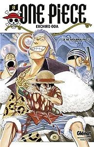 One Piece Edition originale Je ne mourrai pas !
