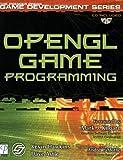 OpenGL Game Programming, w. CD-ROM (Premier Press Game Development (Paperback))