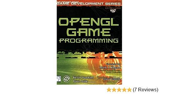 OpenGL Game Programming (Game development series): Amazon co