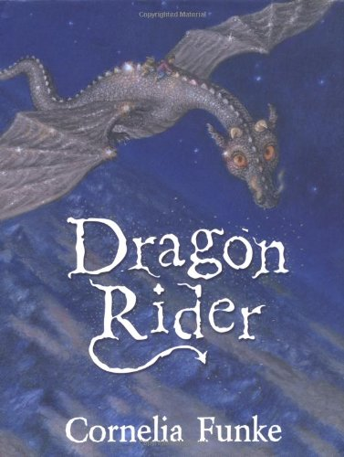 Book cover for Dragon Rider