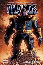 Thanos T01 - Le retour de Thanos de Mike Deodato Jr