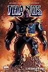 Thanos, tome 1 : Le retour de Thanos par Deodato Jr.
