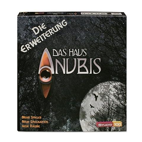 Studio 100 - MEHADE000130 Das Haus Anubis : Brettspiel