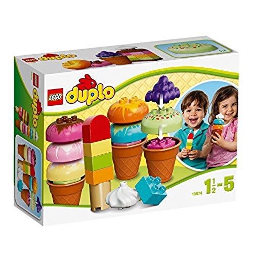 LEGO Duplo Creative Play 10574 - Crea i Tuoi Gelati