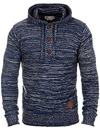SOLID Melker - Sweater à capuche- Homme