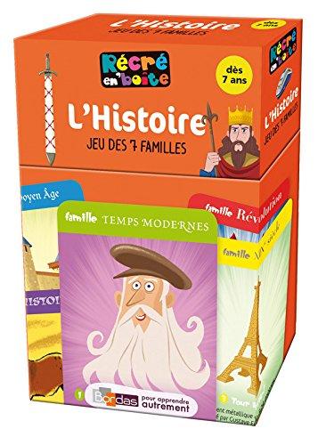 Récré en'Boîte - L'Histoire par Collectif