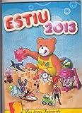 Catalogo juguetes Estiu 2013 de la firma Patricia de Barcelona