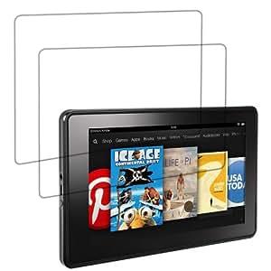 Bingsale 2pcs ultra clear anti-scratch Screen Protector Kit for All New Amazon Kindle Fire HD 7 inch 2013 / 2 / 2nd Gen (2pcs)