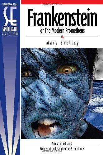 Frankenstein - Spotlight Edition by Mary Shelly (2006-01-01)