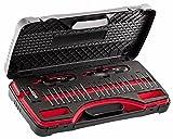 USAG 824 SK23 Universal Kit für den Austausch von Schneidplatten (23 Teile) U08240007