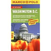 MARCO POLO Reiseführer Washington D.C.