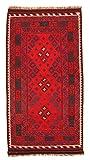 Kelim Teppich Afghan 190 x 101 cm