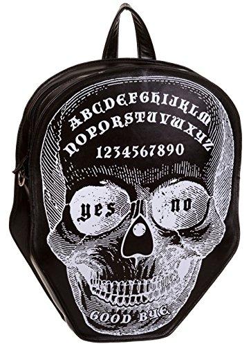 Banned Bag Ouija Skull