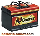 Banner Power Bull Batterie 12 V – 72 Ah – 660 A EN – P7209