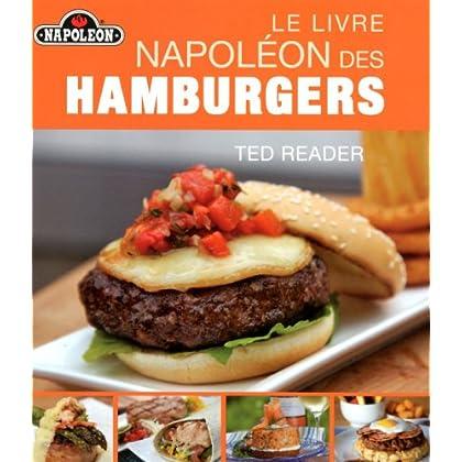 Le livre Napoléon des hamburgers