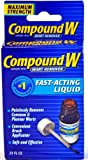 Compound W Wart Remover Liquid-0.31 oz.