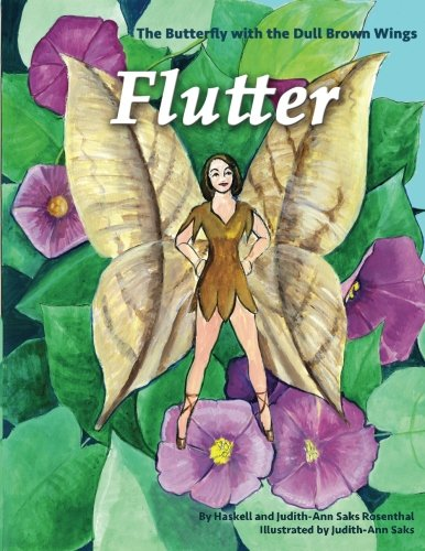 Flutter the Butterfly with the Dull Brown Wings
