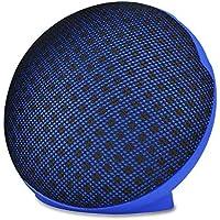 Altavoz Bluetooth, mini reproductor portátil de audio portátil compatible con tándem (Color : Azul)