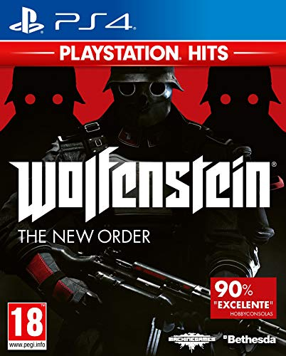 JUEGO SONY PS4 HITS WOLFENSTEIN: THE NEW ORDER