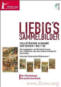 Zeno.org 040 Liebig's Sammelbilder (PC+MAC-DVD)