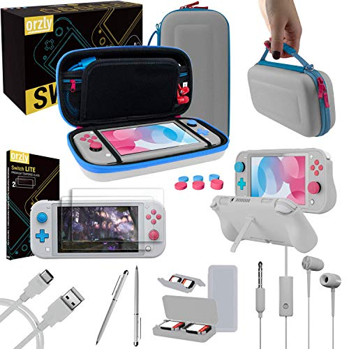 ORZLY Kit Accessori per Nintendo Switch Lite