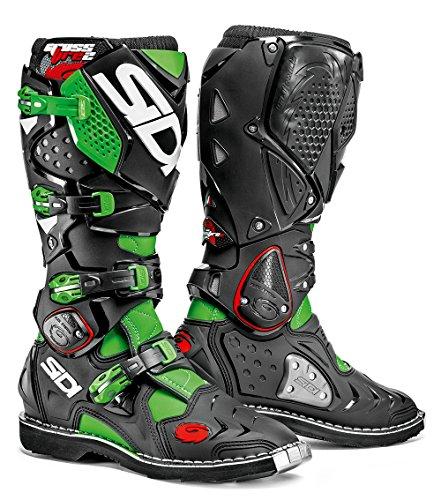 Sidi Crossfire 2 Verde Fluo/Nero-speciale ordine Moto Boot