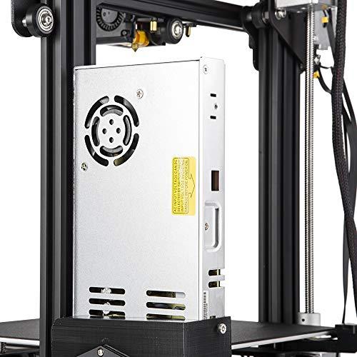 Official Creality 3D Store Ender 3 PRO 3D-Drucker mit magnetischer Oberfläche und MeanWell Netzteil - 5