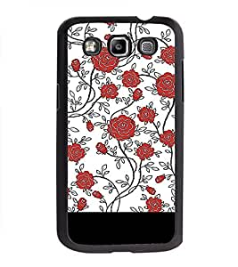 PrintVisa Designer Back Case Cover for Samsung Galaxy Win I8550 :: Samsung Galaxy Grand Quattro :: Samsung Galaxy Win Duos I8552 (illustration smile saree kurtas kurtis)